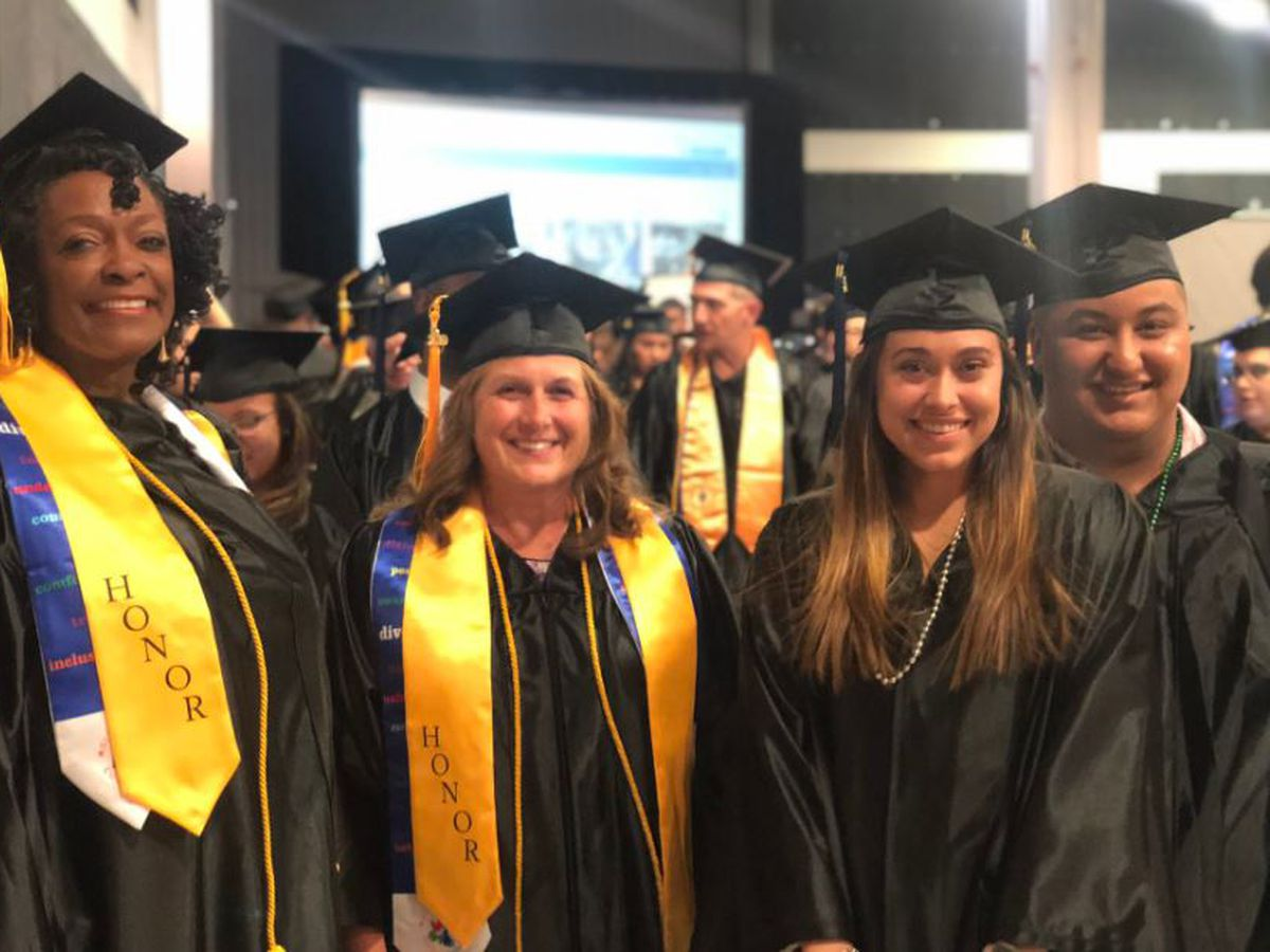 Women dominate Pima Community College graduating class