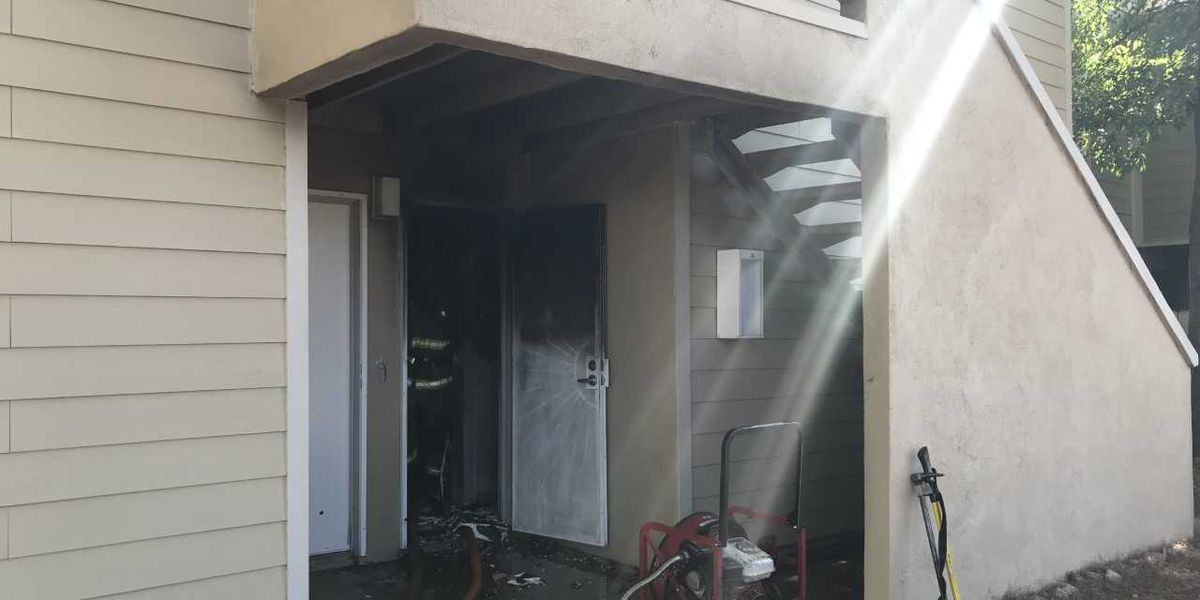 No injures in east-side apartment fire