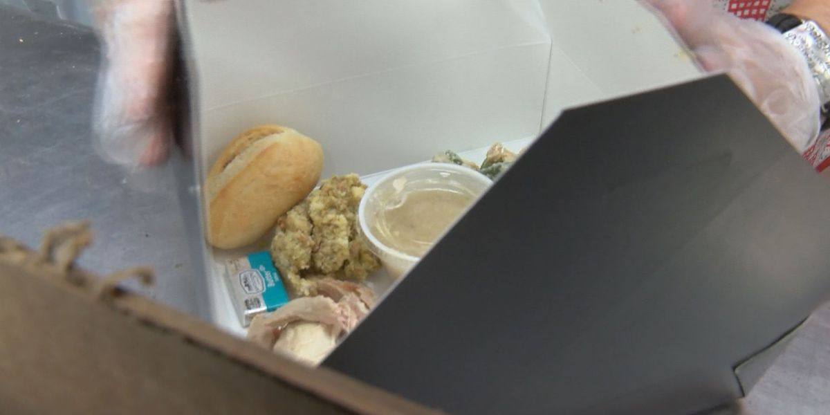 Gospel Rescue Mission preparing to serve thousands of Thanksgiving meals to-go