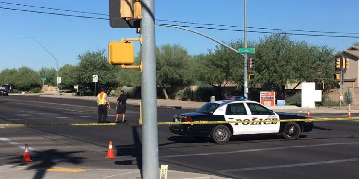 UPDATE: Police ID woman struck, killed by vehicle in midtown Tucson