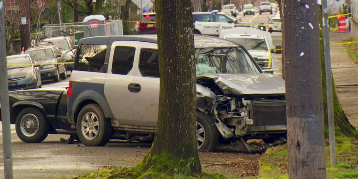 Driver arrested after hitting at least 6 people in Oregon, killing one