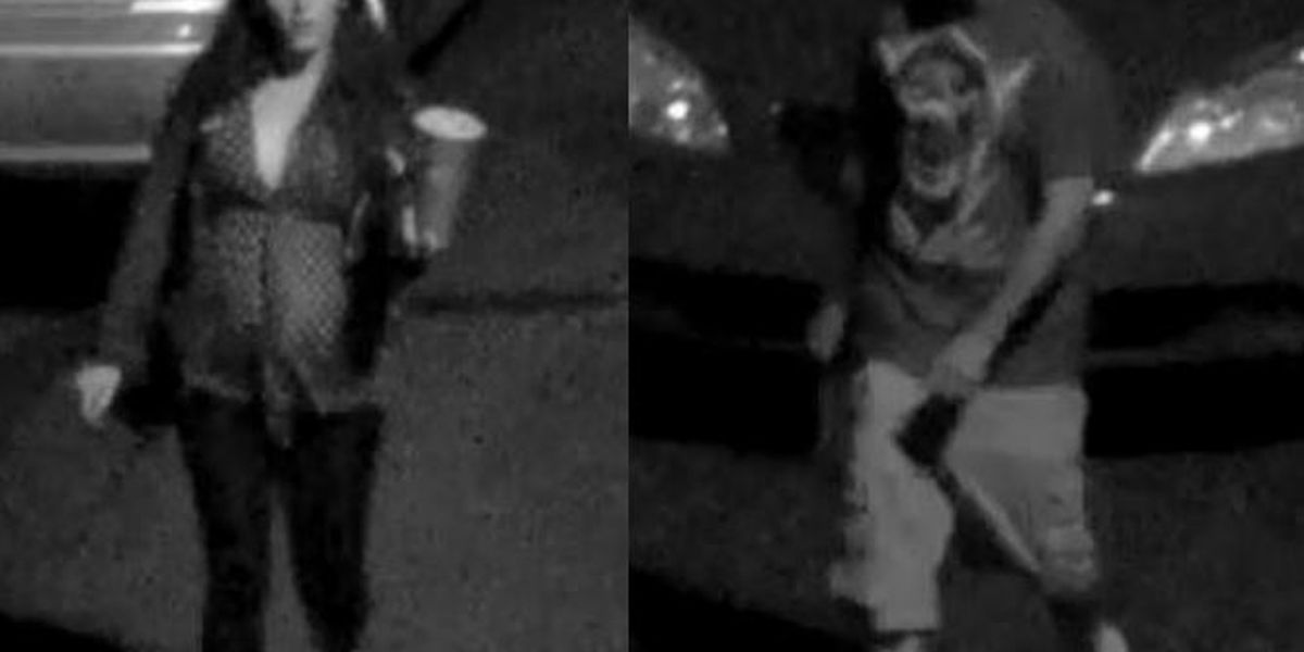 Help identify suspects in theft at Sally's Beauty Supply