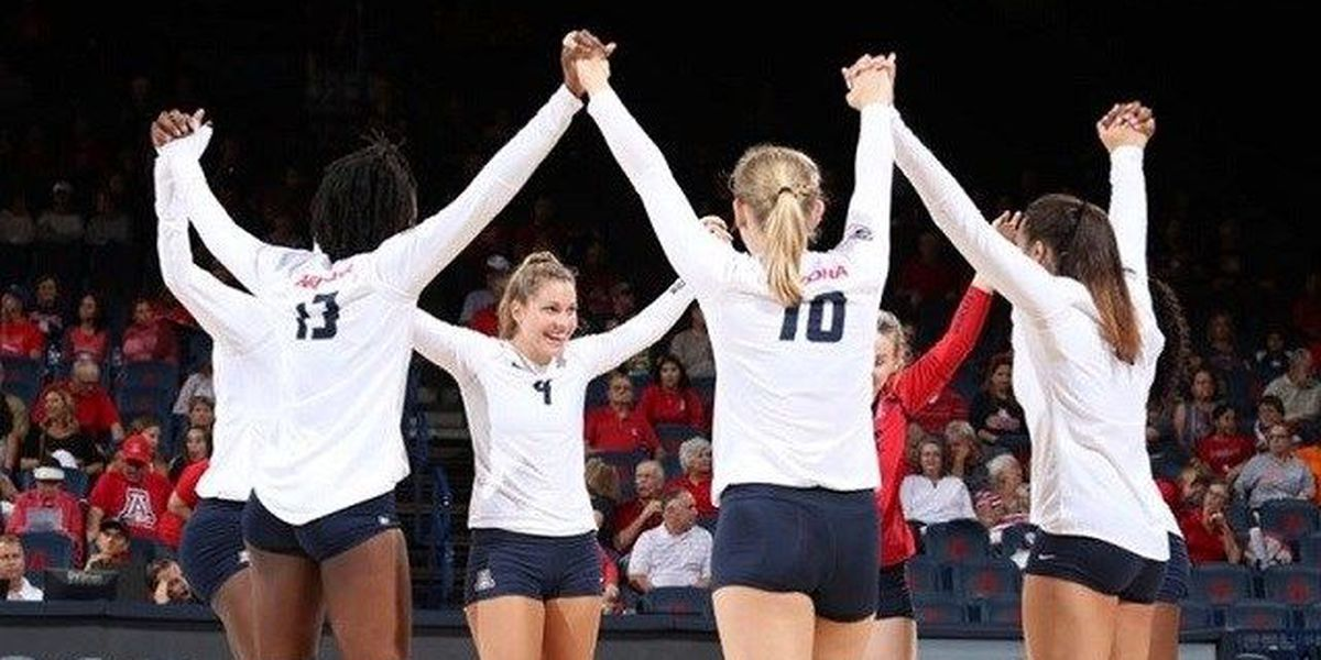 Arizona Volleyball completes sweep of Cactus Classic