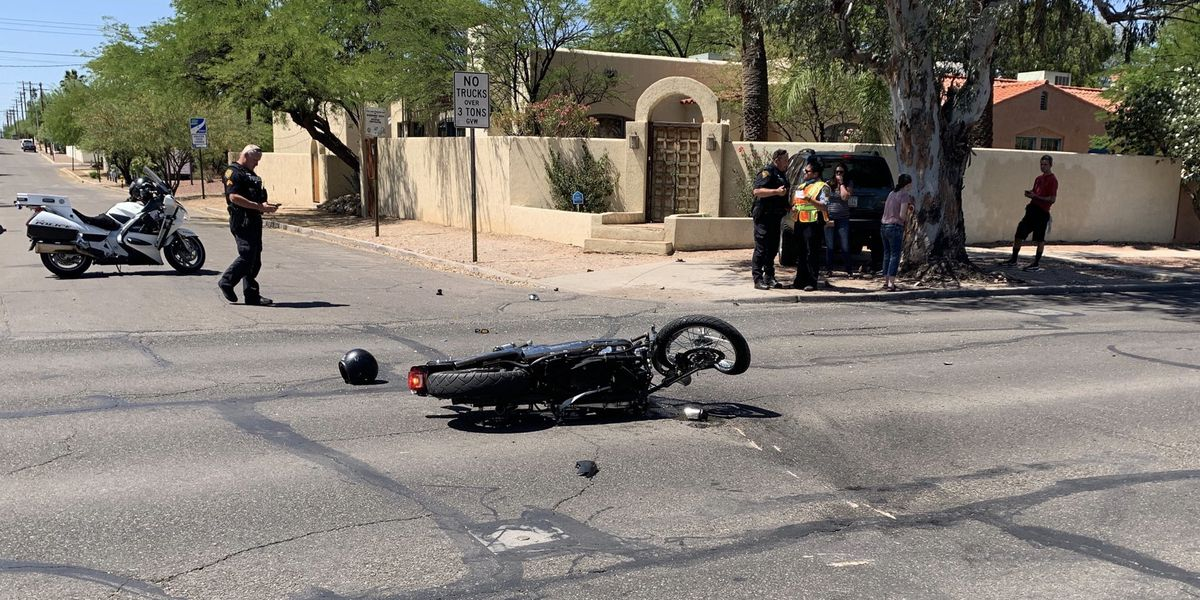 Tucson police identify victim of fatal midtown collision involving motorcyclist