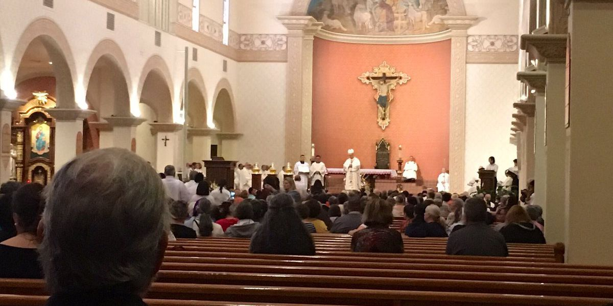 Diocese of Tucson suspends public worship amid COVID-19 uprisings
