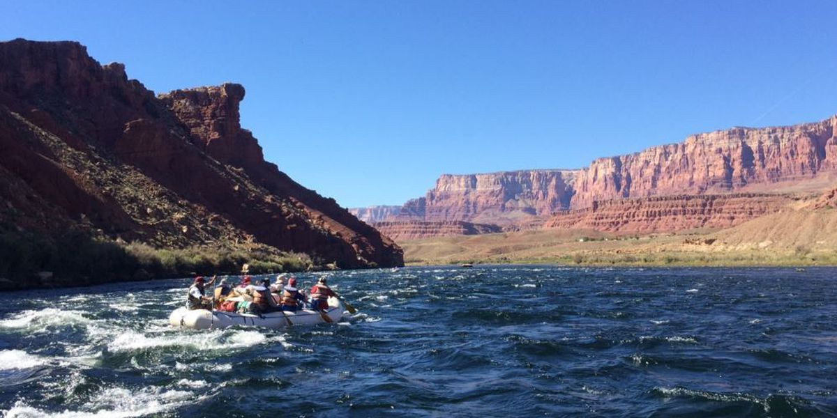 Wounded warriors conquer the Grand Canyon on wilderness expedition