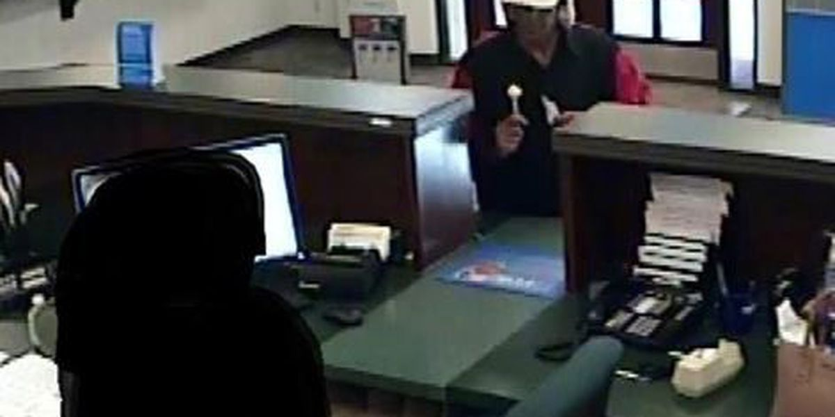 PCSD: Robbery suspect had demand note written on bank stationery