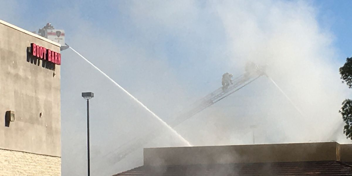 TFD, TPD responds to Carl's Jr. fire in midtown