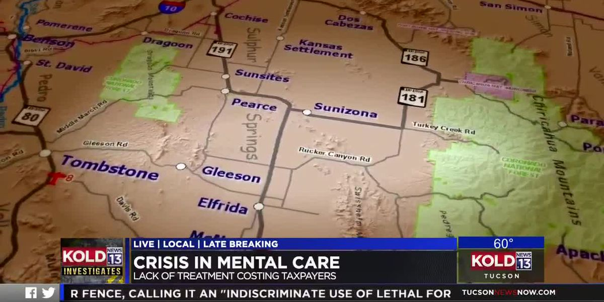 Crisis in mental care, lack of treatment costing taxpayers