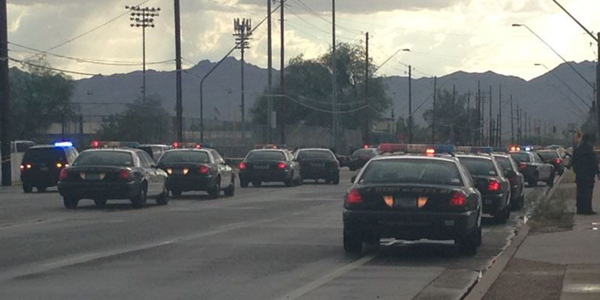 Man shot by TPD officers during Saturday officer-involved shooting dies