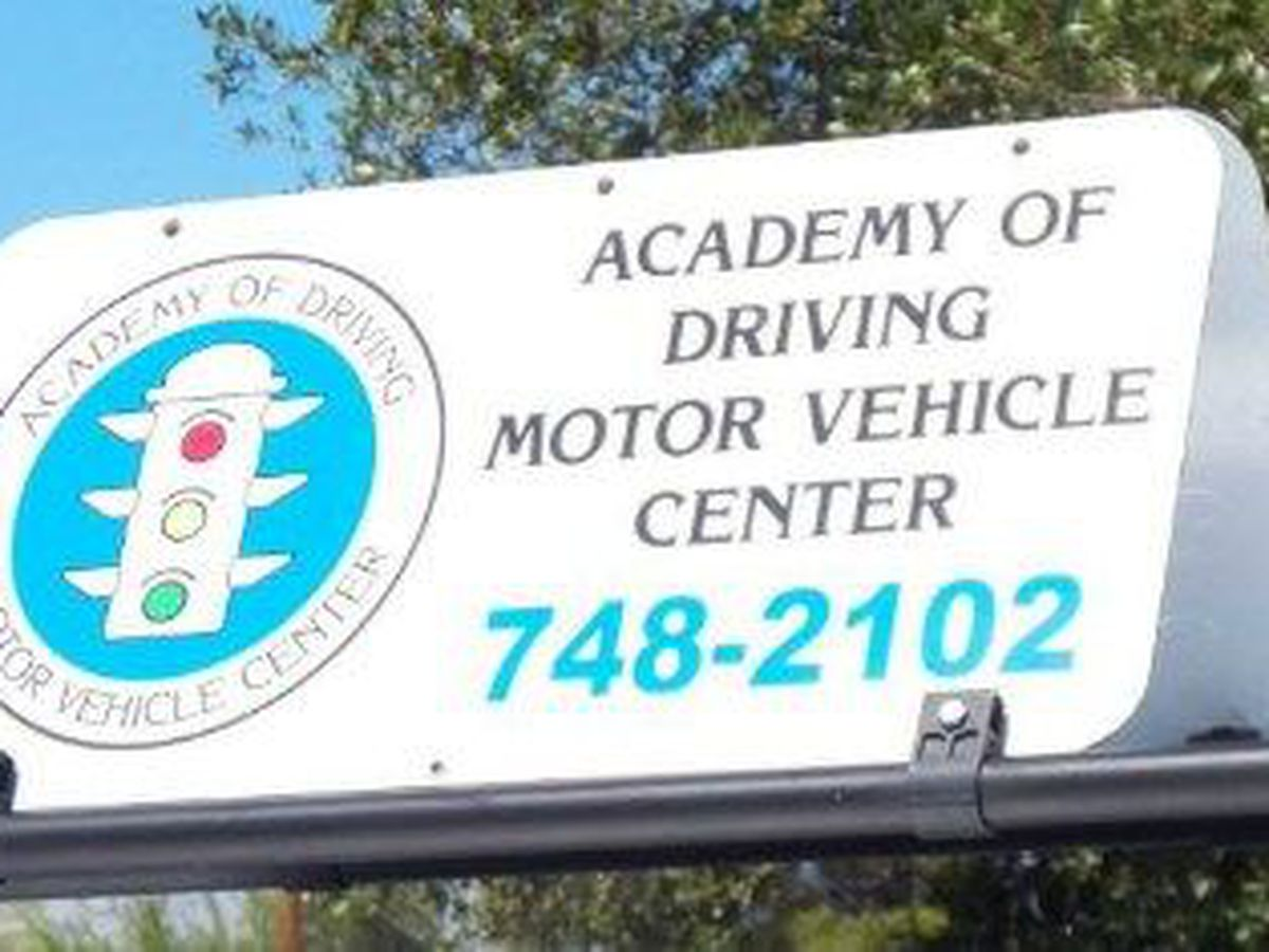 Academy of Driving looking to hire MVD processor