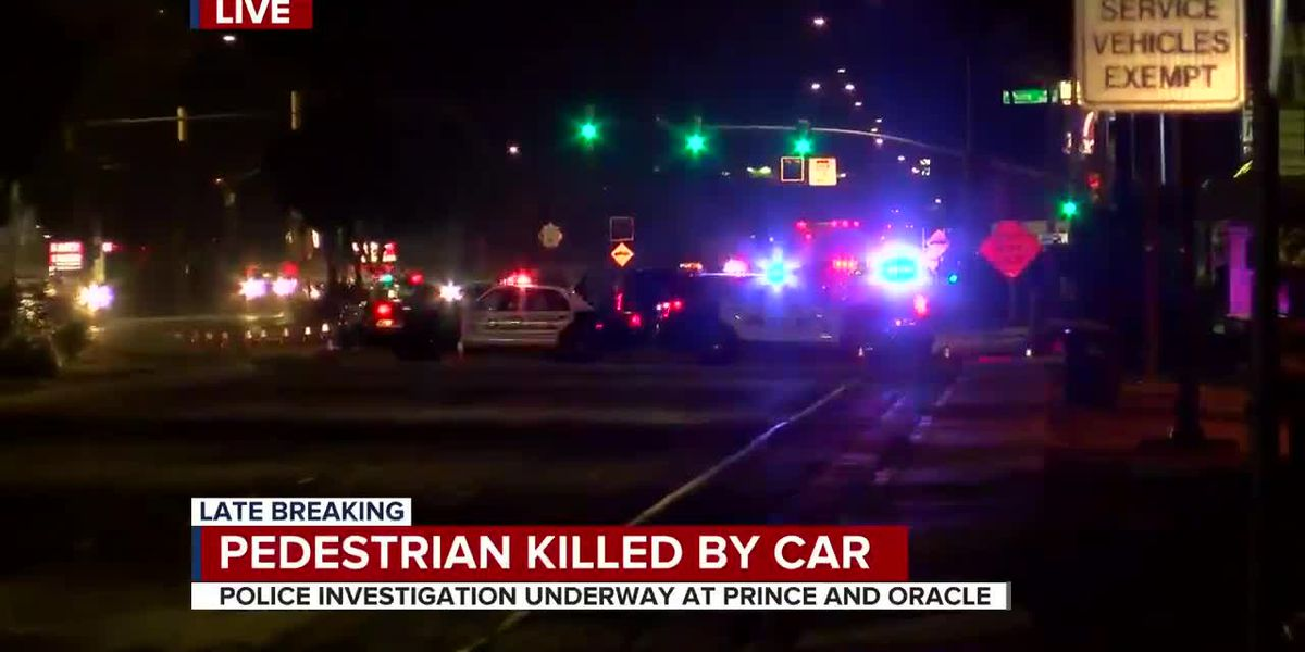 Update: Police identify man killed in vehicle-pedestrian collision on Prince, Oracle