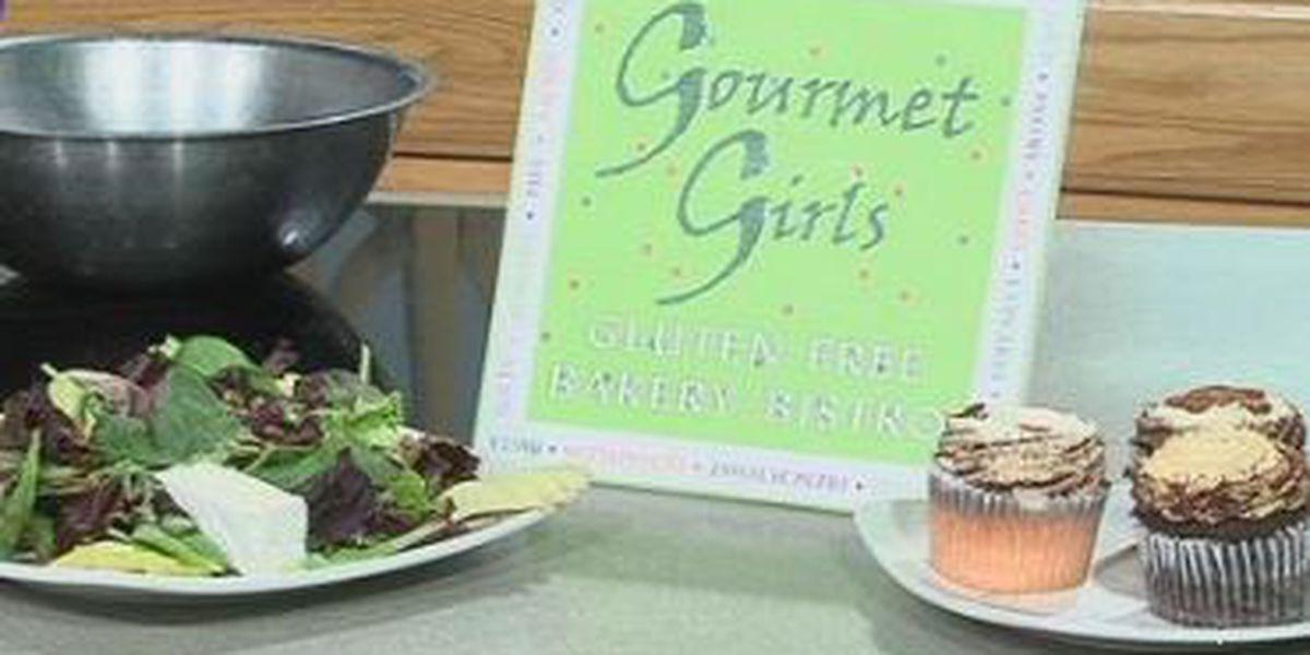 Healthy New Year Salad-Gourmet Girls