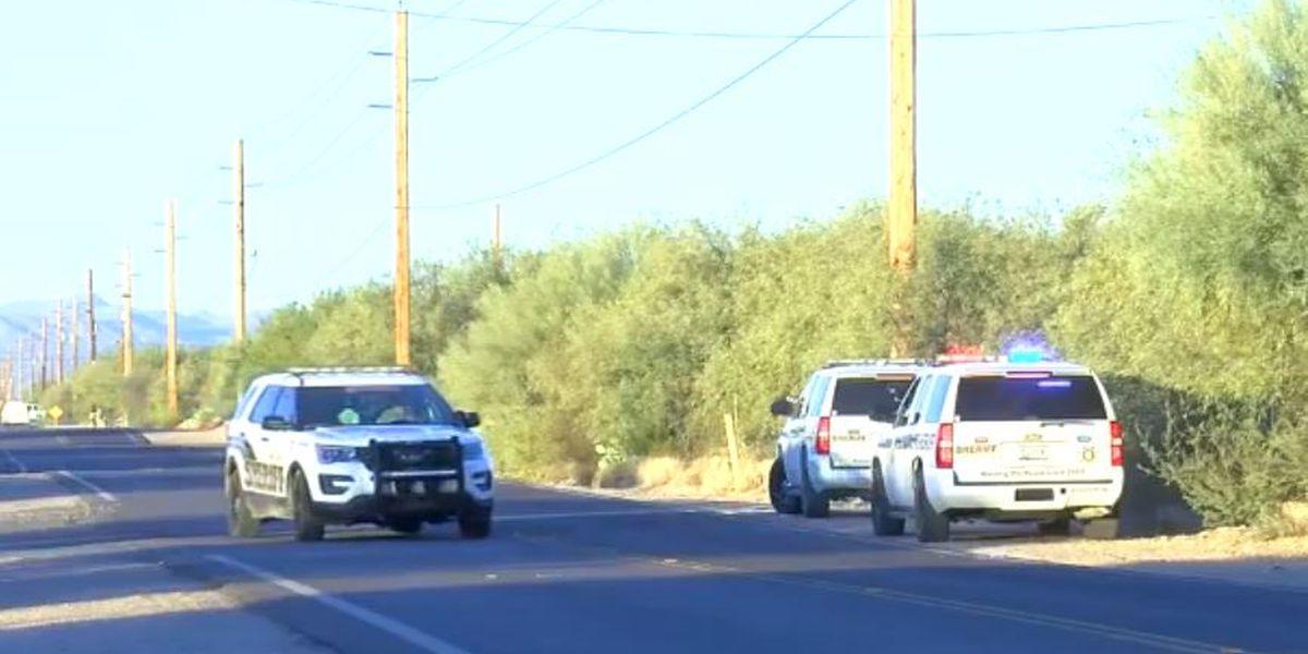 Pima County Sheriff's Department investigating after deputy targeted in shooting incident