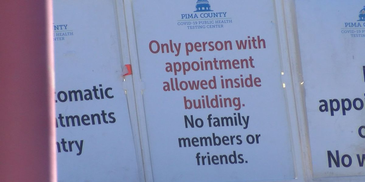 Pima County may be forced to stop free COVID testing if state doesn't provide more assistance