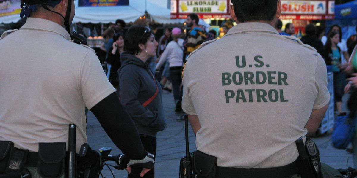 Border-state voters poll shows dim view of border policy, Border Patrol