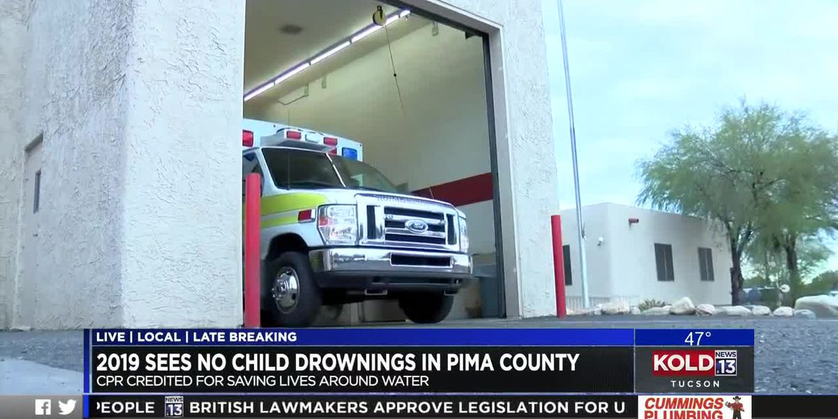 Child drownings in Pima County at a 10-year record low