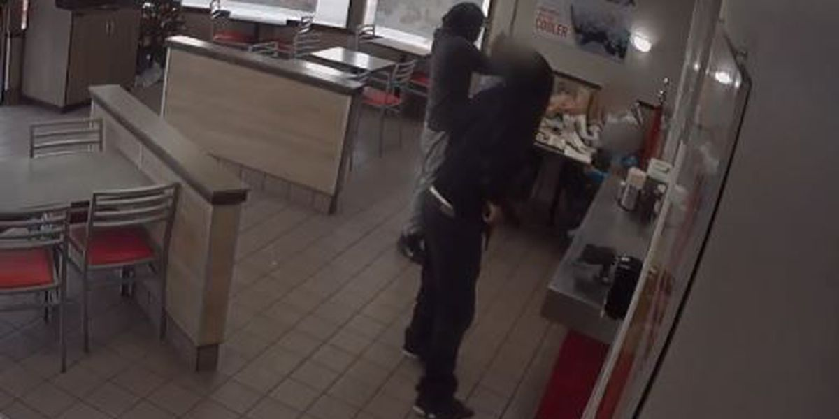 TPD searching for two armed robbery suspects
