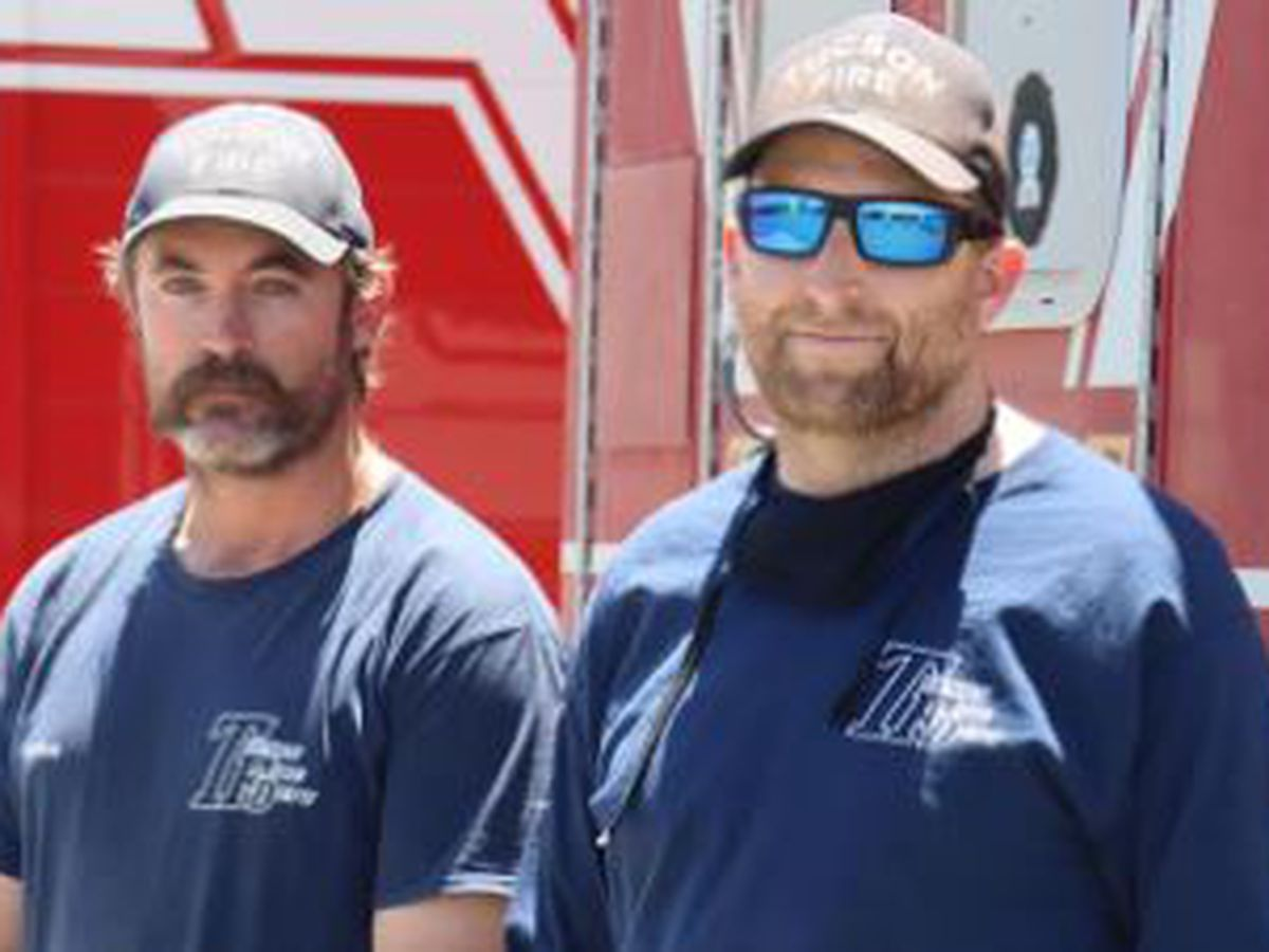 TFD Paramedics reflect on their experience with the Bighorn fire