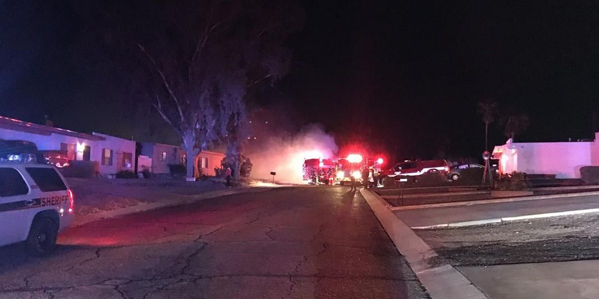 Northwest Fire: 2 adults, 3 dogs escape RV fire