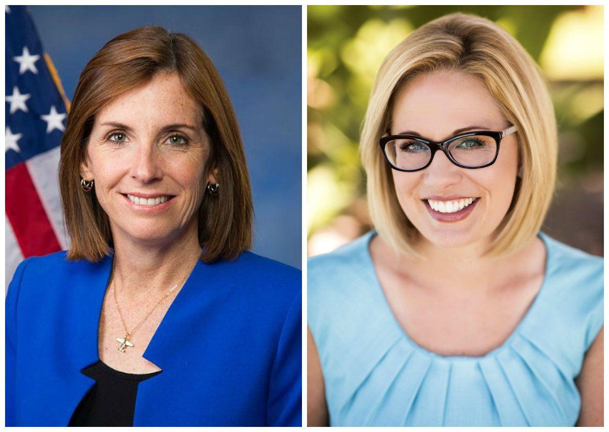 Gas Prices Tucson >> Sinema, McSally become Arizona's first female Senators