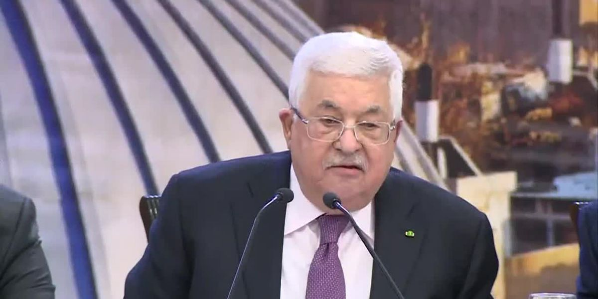 Palestinians reject Trump peace plan