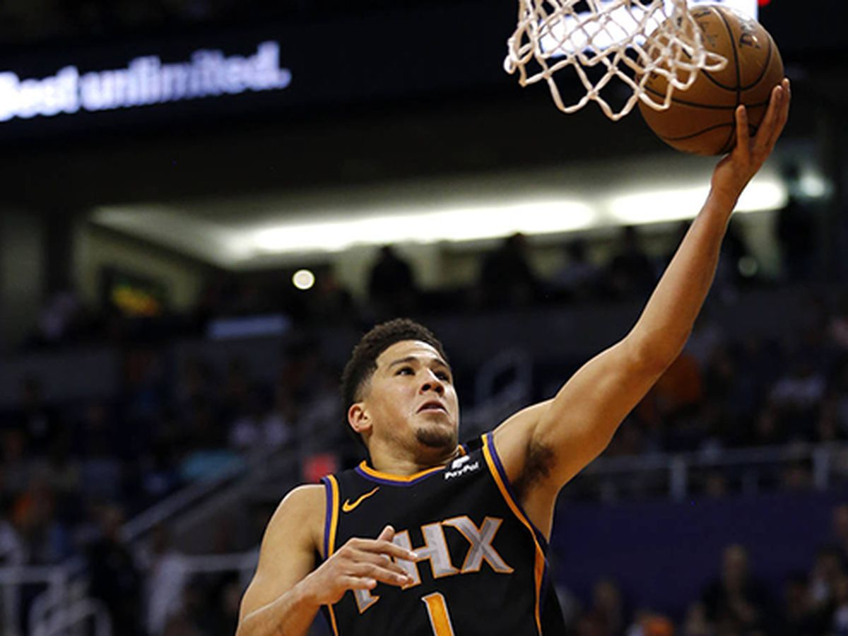 Suns schedule announced for 2019-2020 return season