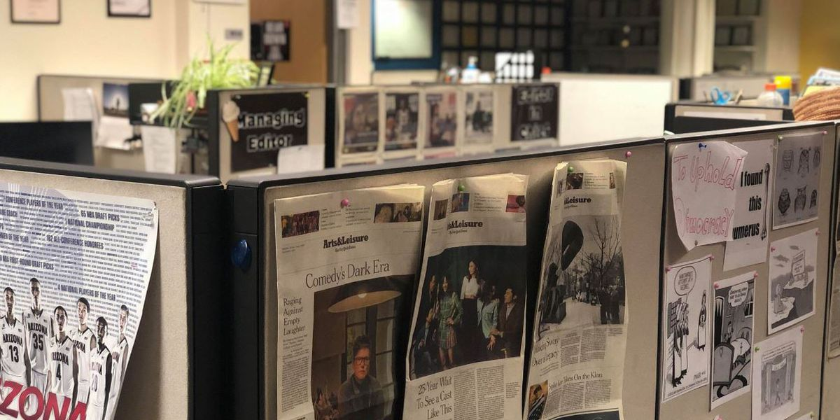 UA Student Media has to find new home after 15 years