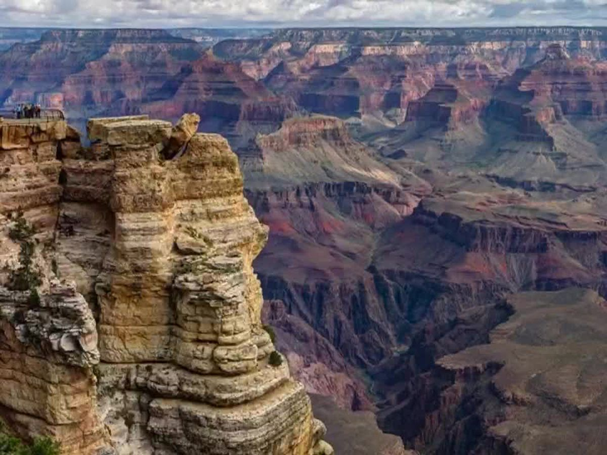 Body of missing man, motorcycle recovered from Grand Canyon