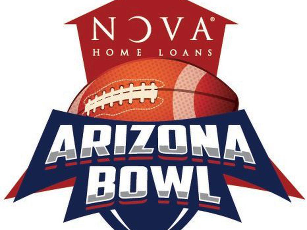 Wyoming, Georgia State to play at NOVA Home Loans Arizona Bowl