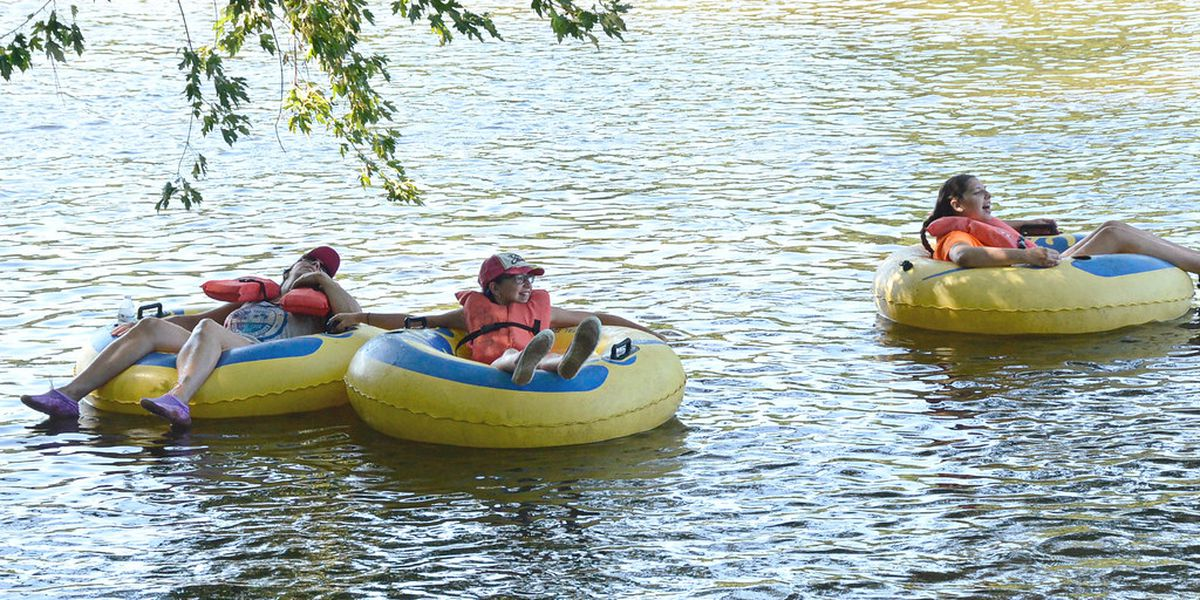 Everything you need to know for Salt River Tubing