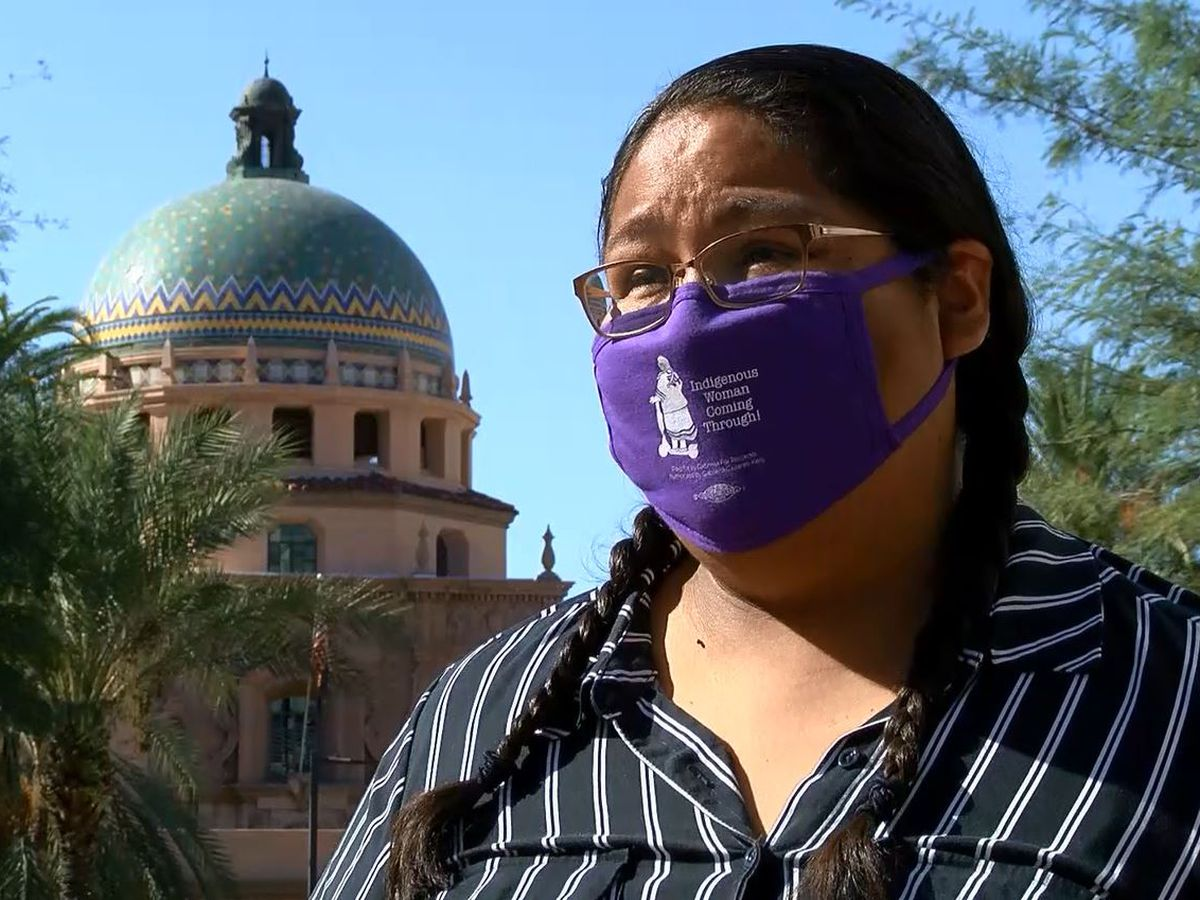 Gabriella Cázares-Kelly making history as first Indigenous woman to hold an elective office in Pima County