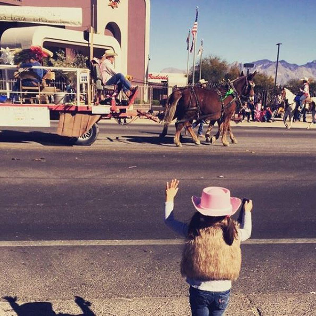 Watch 2019 Tucson Rodeo Parade
