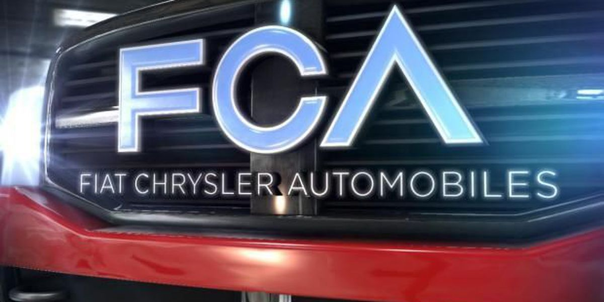 Fiat Chrysler recalls 4.8 million vehicles due to malfunction