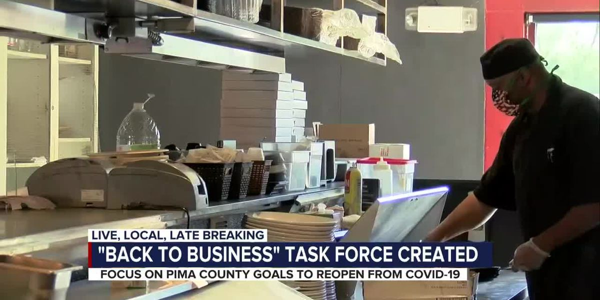 Pima County to implement task force focused on restarting economy