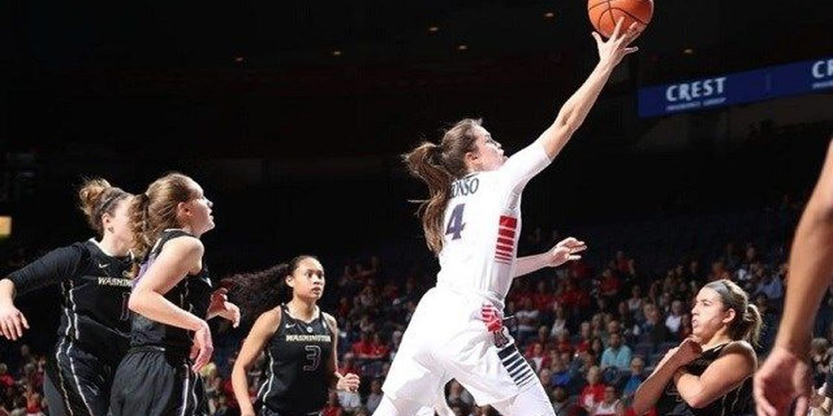 NCAAW: Cats beat Huskies to exit cellar