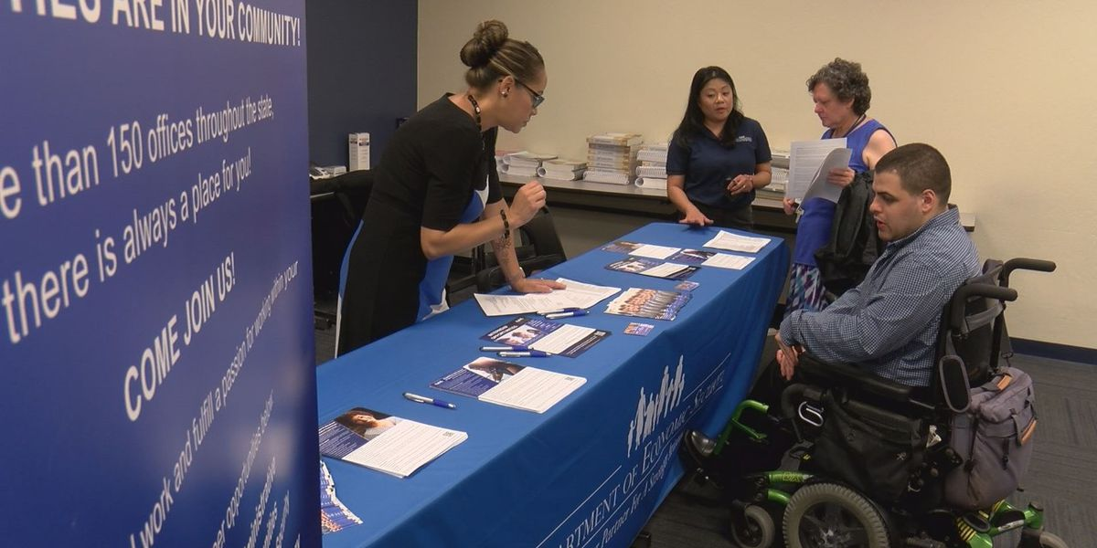 Sensory job fair helps those on autism-spectrum find work