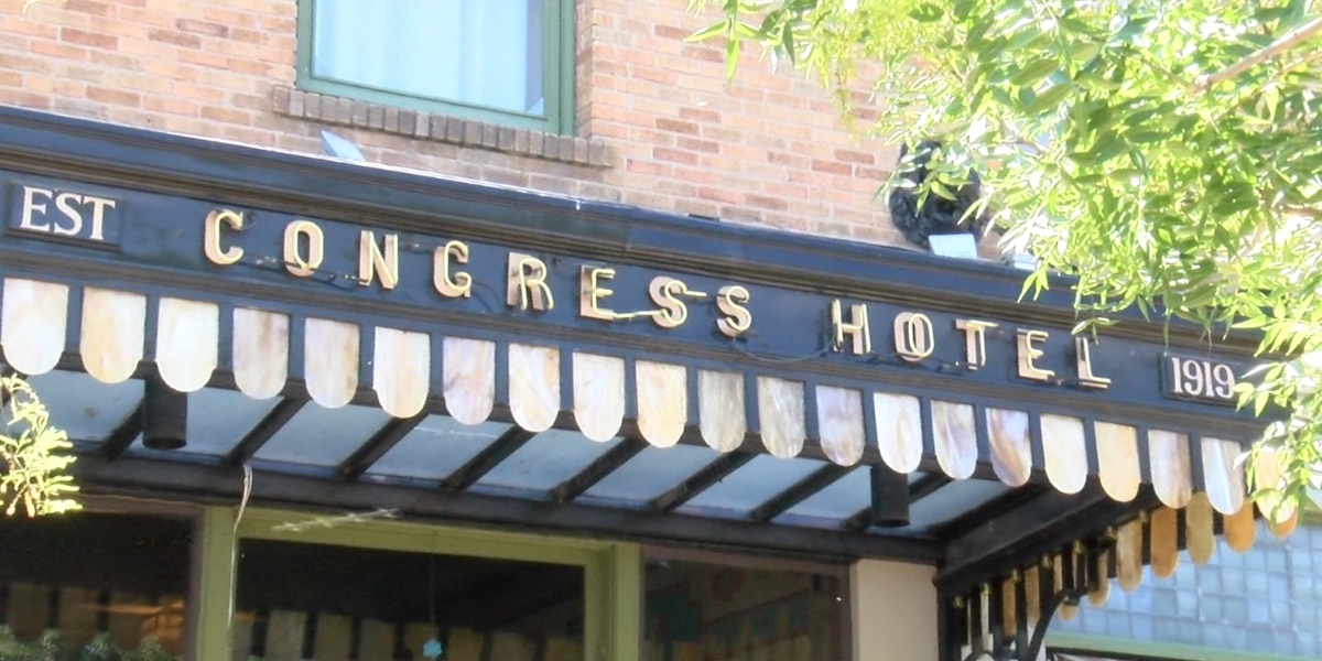 Hotel Congress changes plans to Dillinger Days
