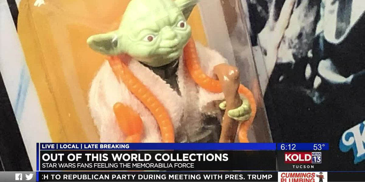 This Star Wars collection is out of this world