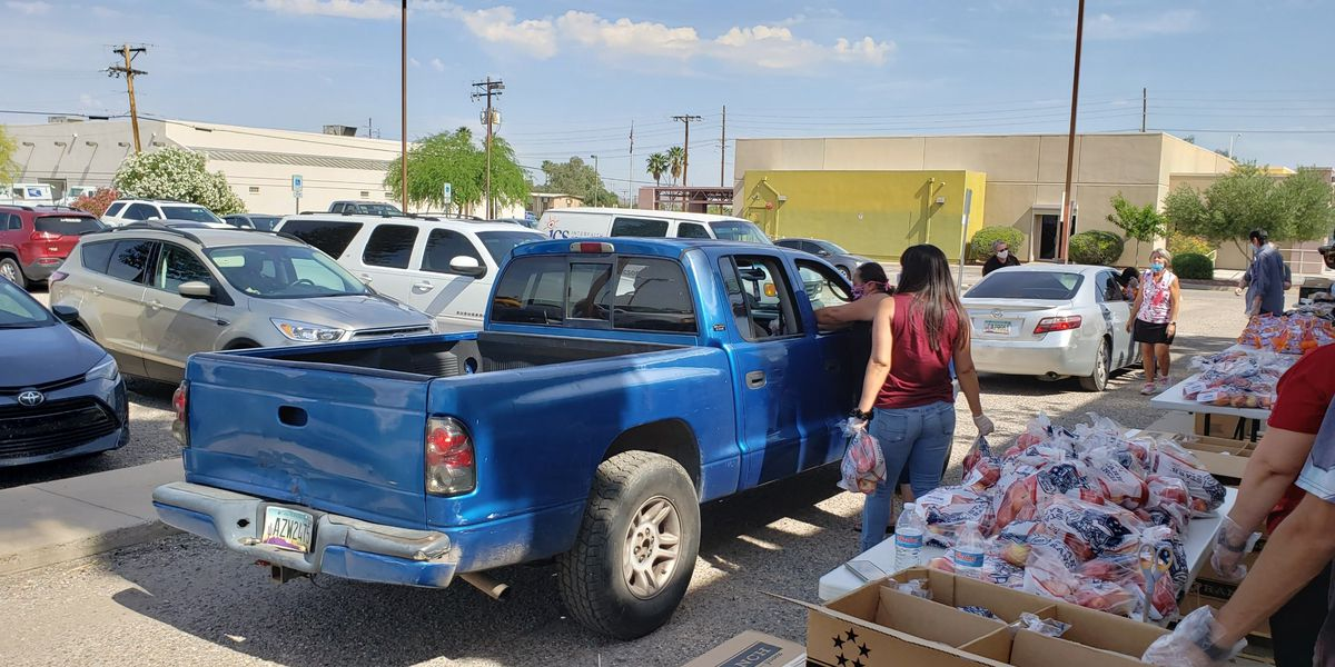 16th Annual 'Bag-A-Thon' happening now until Oct. 30 for families in need
