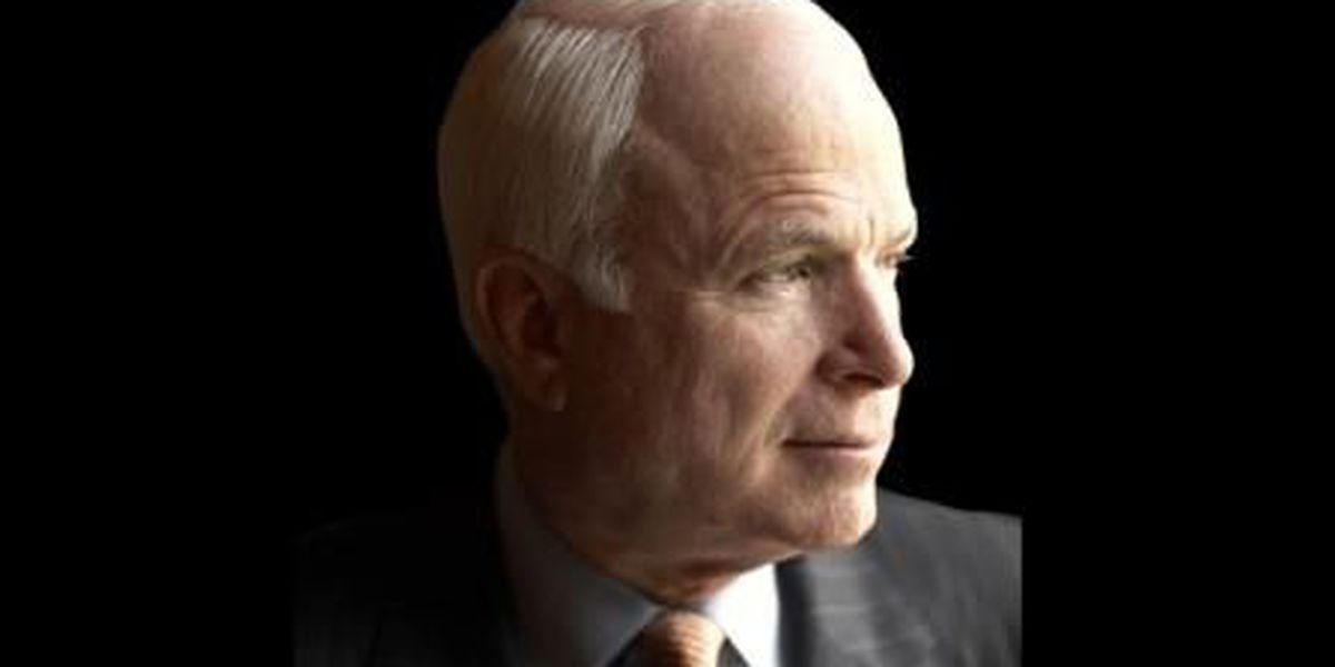 Sen. John McCain marks 50 year anniversary of being shot down in N. Vietnam