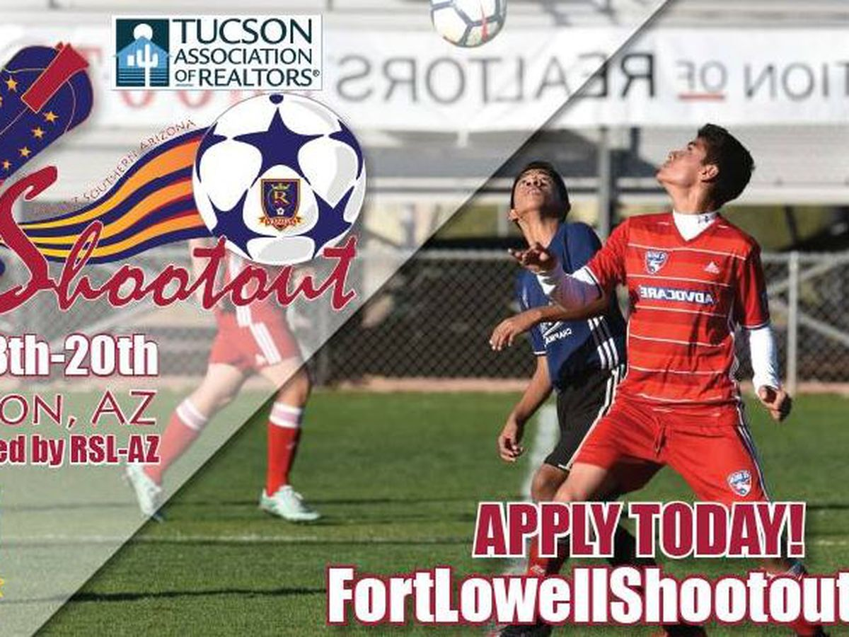 Tucson Association of REALTORS Soccer Shootout taking place this weekend