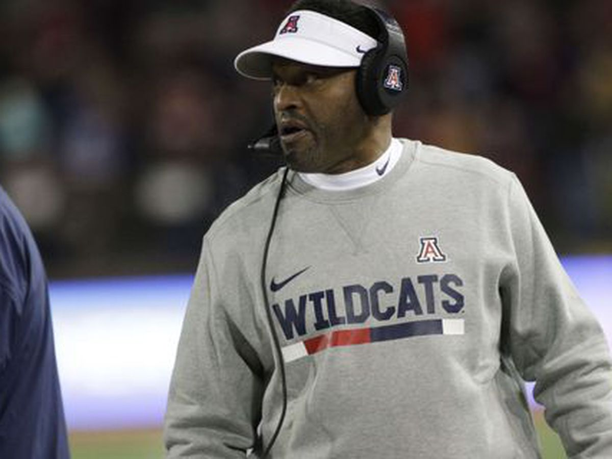 Arizona head football coach Kevin Sumlin tests positive for COVID-19