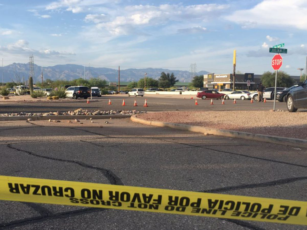 Authorities investigating officer-involved shooting on Tucson's south side