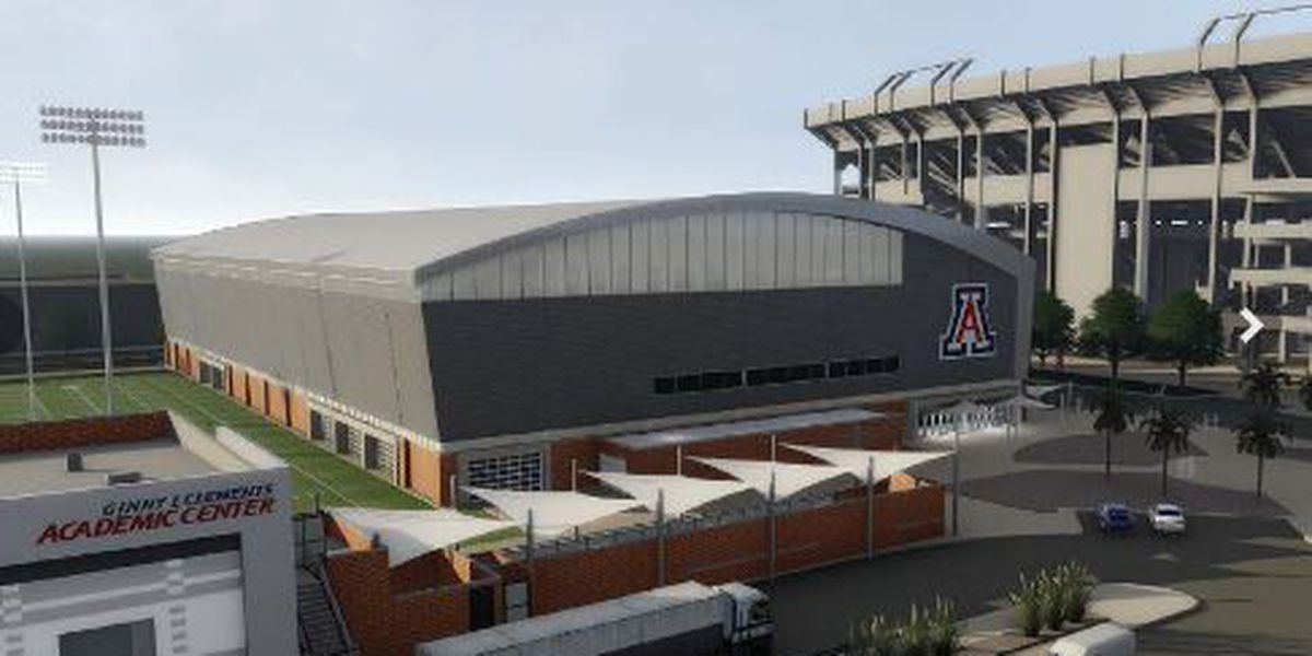 UA raising funds to help fund athletic facility improvements