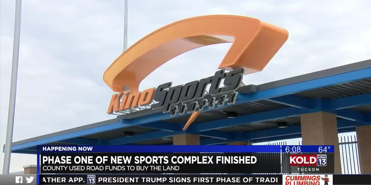 New sports complex opens on Tucson's southeast side