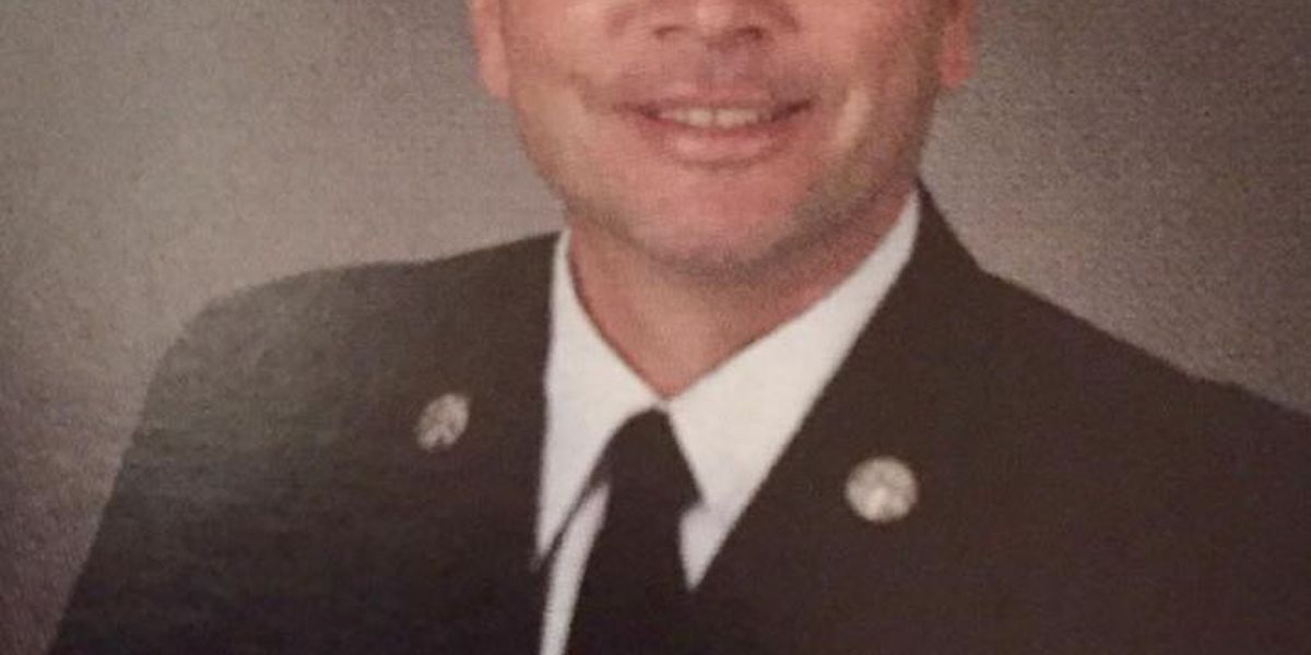 Firefighter community mourning sudden death of colleague