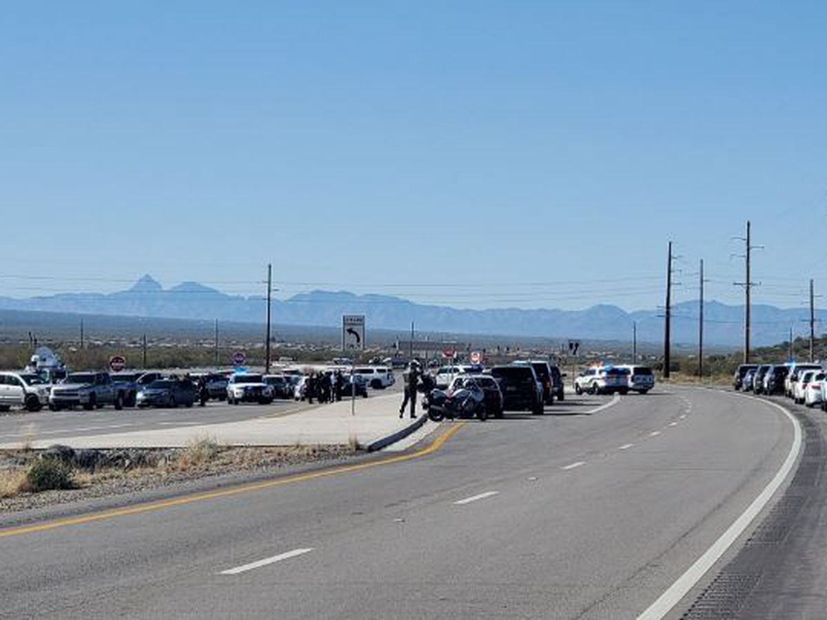 Police: Kidnapping ends with officer-involved shooting in Tucson
