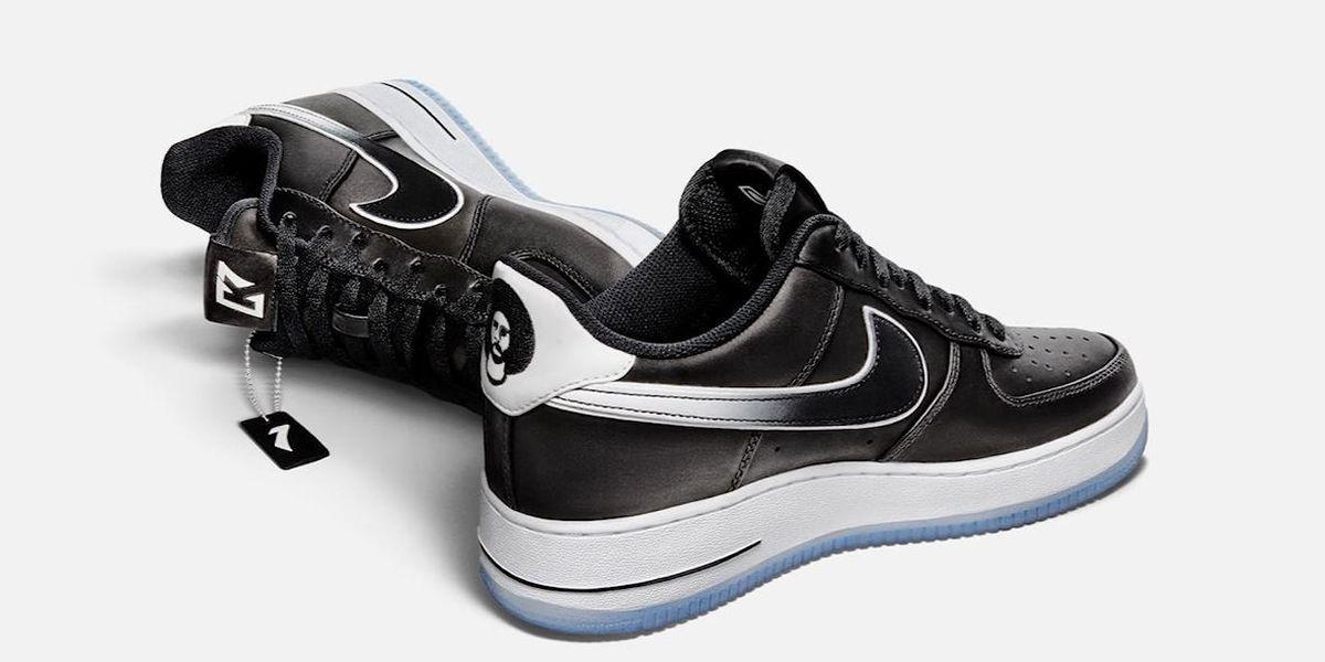 'True to 7': Nike releases Kaepernick-inspired 'Air Force 1' sneakers