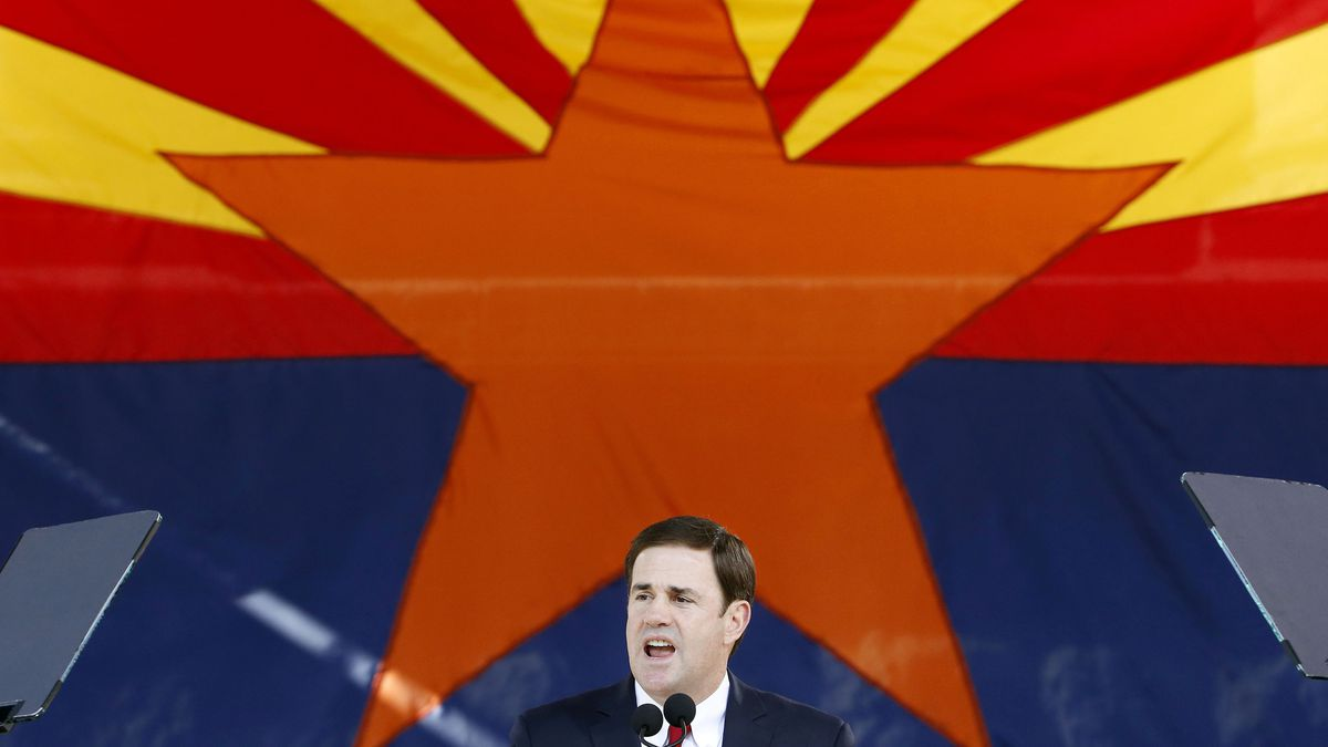 Gov. Doug Ducey adds $50 million to state budget for COVID-19 response, aid